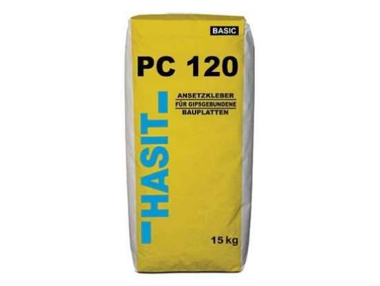 Adeziv  HASIT PC 120 Basic 15Kg