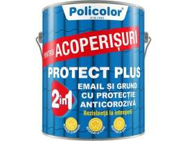 Email alchidic POLICOLOR Protect Plus 2-in-1 4L