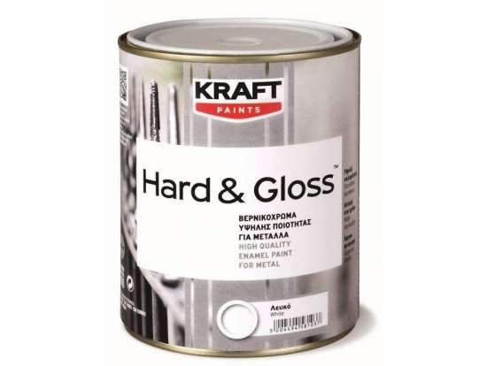 Email alchidic KRAFT Hard & Gloss 0.65L