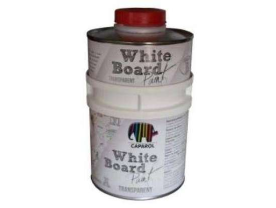 Vopsea decorativa CAPAROL Whiteboard Paint 0.5L