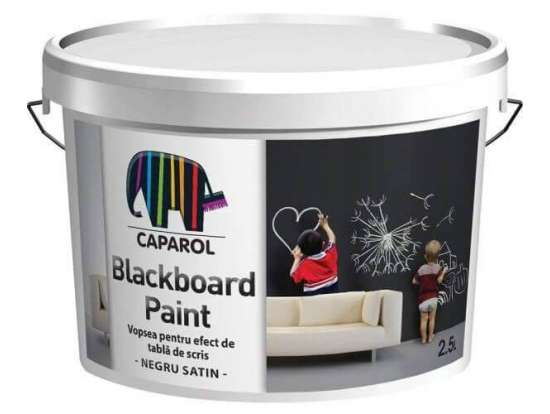 Vopsea decorativa CAPAROL Blackboard Paint
