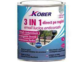 Email KOBER 3 in 1 direct pe rugina