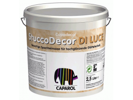 Finisaj decorativ interior CAPAROL StuccoDecor Di Luce
