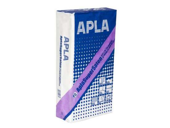 Glet APLA AplaSuperSaten 2-in-1